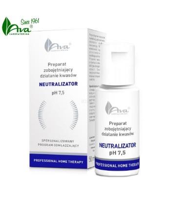 AVA PHT Neutralizator Preparat zobojętniający działanie kwasów, 50ml