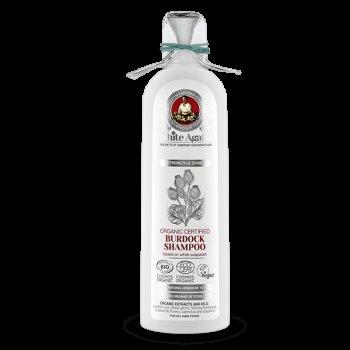 Łopianowy szampon do włosów - Odżywienie i blask