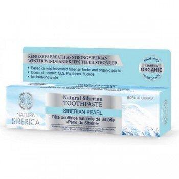 Syberyjska pasta do zębów zapewniająca świeży oddech - Perła Syberyjska