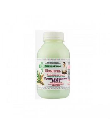 Dermatologiczny szampon przeciwko wypadaniu włosów