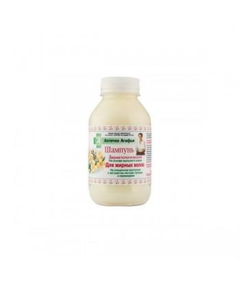 Dermatologiczny szampon dla włosów tłustych