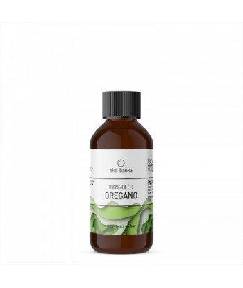 EKO-BAŃKA Olej OREGANO 100% kosmetyczny 30ml