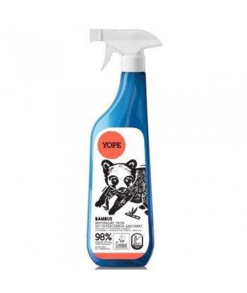 YOPE Płyn Do Czyszczenia Łazienek zapach Bambus 750 ml