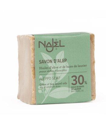 Mydło Aleppo 30% oleju laurowego