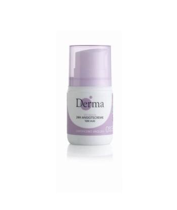 Derma Eco Woman Krem do twarzy 24h certyfikowany skóra sucha 50ml