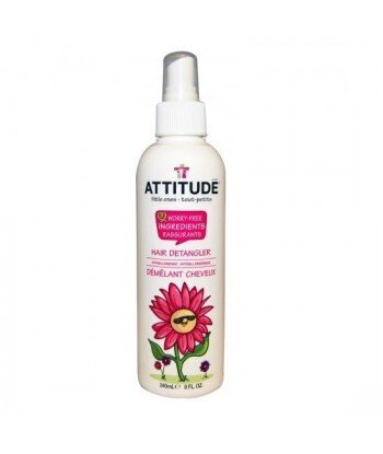 ATTITUDE Spray do włosów dzieci ułatwiający rozczesywanie 240 ml