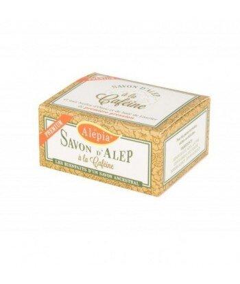 ALEPIA Mydło Aleppo Premium Z Kofeiną 125g