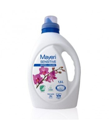 MAYERI Hipoalergiczny płyn do prania Uniwersalny Sensitiv 1,5L