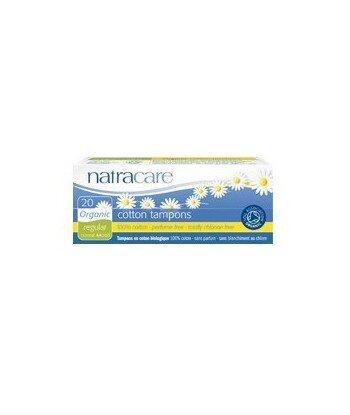 NATRACARE Tampony higieniczne REGULAR 20szt.