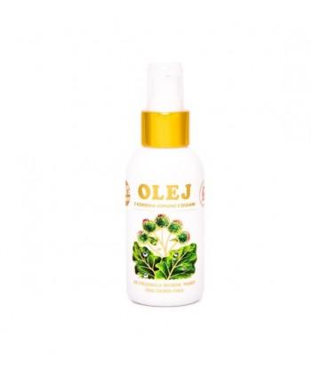 Olej z korzenia łopianu 100ml