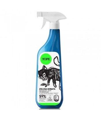 YOPE Płyn Uniwersalny do czyszczenia zapach Zielona Herbata 750 ml