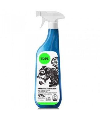 YOPE Płyn Uniwersalny do czyszczenia zapach Francuska Lawenda 750 ml