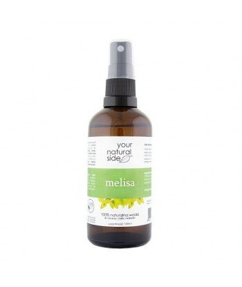 YOUR NATURAL SIDE Hydrolat Woda kwiatowa Melisa 100ml spray