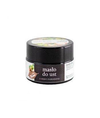 YOUR NATURAL SIDE Masło do ust z olejem makadamia 15 ml