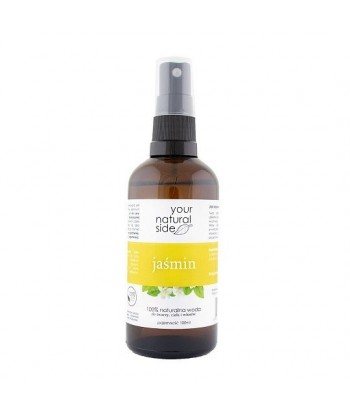 YOUR NATURAL SIDE Woda Jaśminowa spray 100ml