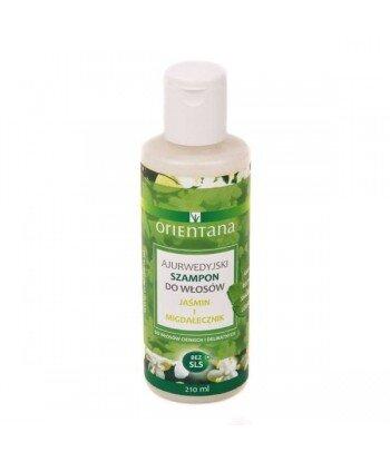 Ajurwedyjski szampon - Jaśmin i migdałecznik
