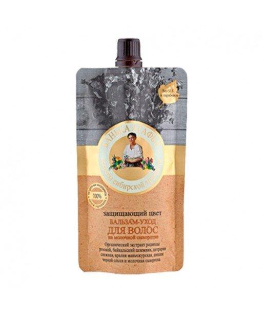 Bania Agafii - balsam do włosów - pielęgnacyjny - ochrona włosów farbowanych, 100ml