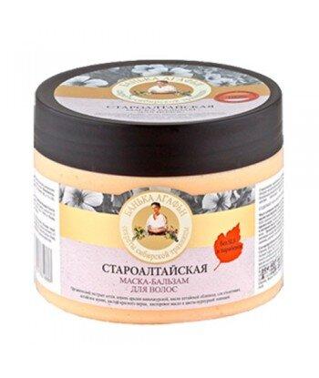 Bania Agafii - maska - balsam do włosów - staroałtajska - intensywna regeneracja, 300ml