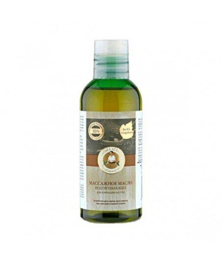 Bania Agafii - olejek do masażu ujędrniający antycellulitowy, 170ml