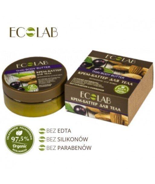 Tajskie masło do ciała - witaminy dla skóry, 150ml