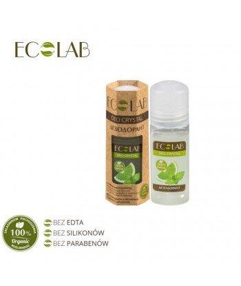 Dezodorant naturalny z wyciągiem z cytryny - ANTYPERSPIRANT, 50ml