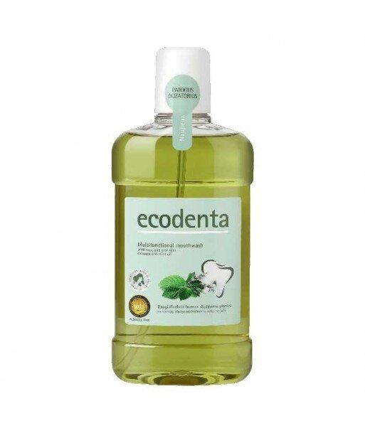 ECODENTA - Wielofunkcyjny płyn do płukania jamy ustnej, 500ml