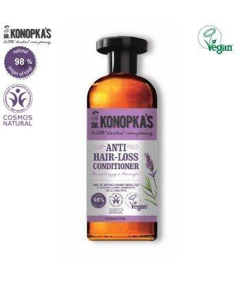 Balsam przeciw wypadaniu włosów, 500ml - Dr.Konopka's