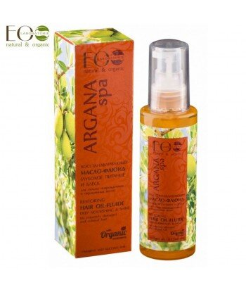 ARGAN SPA - OLEJ-FLUID DO WŁOSÓW, 100ml