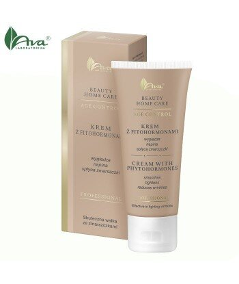 Krem z fitohormonami - AVA BEAUTY HOME CARE