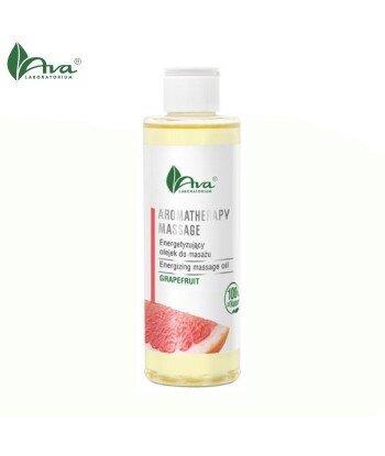 Energetyzujący olejek do masażu GRAPEFRUIT - AVA