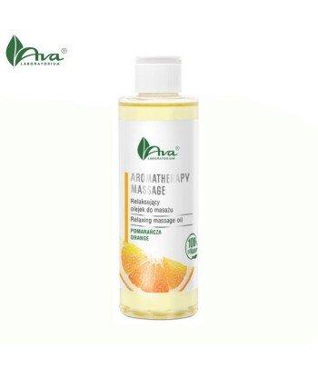 Relaksujący olejek do masażu - POMARAŃCZA - AVA