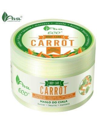 Karotenowe masło do ciała, 250ml - AVA ECO