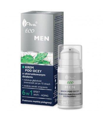 Eco Men krem pod oczy o ukierunkowanym działaniu dla mężczyzn 15ml - AVA