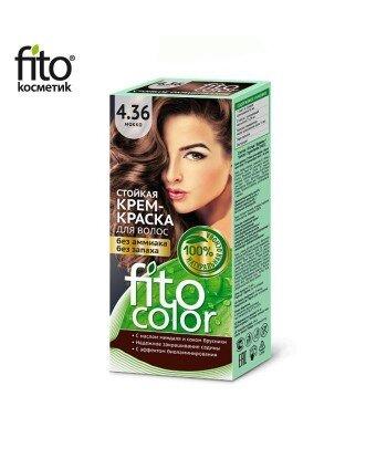 Farba do włosów 4,36 MOKKA - FITO COLOR