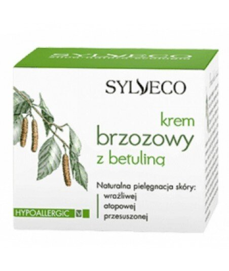 Krem brzozowy z betuliną
