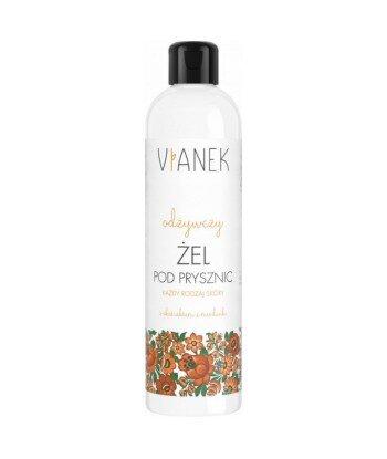 Odżywczy żel pod prysznic z ekstraktem z miodunki,300ml VIANEK / SYLVECO