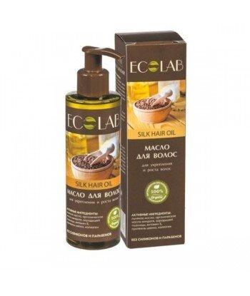 Jedwabny olej do włosów -...