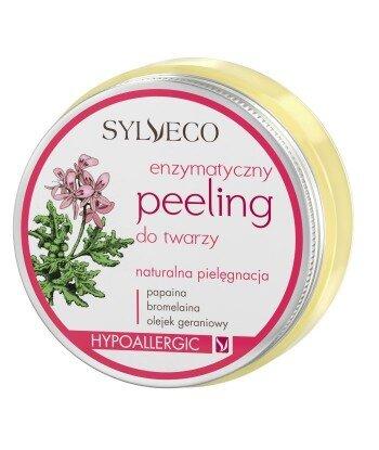 Enzymatyczny peeling do twarzy- Hypoalergiczny