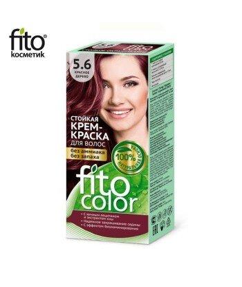 Farba do włosów 5.6 DRZEWO CZERWONE - FITO COLOR