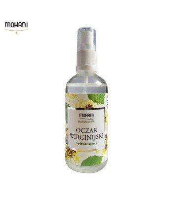 Hydrolat oczarowy - kojąca woda oczarowa 100 ml - MOHANI