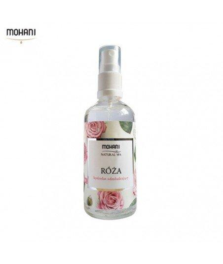 Hydrolat różany - odmładzająca woda różana 100 ml - MOHANI