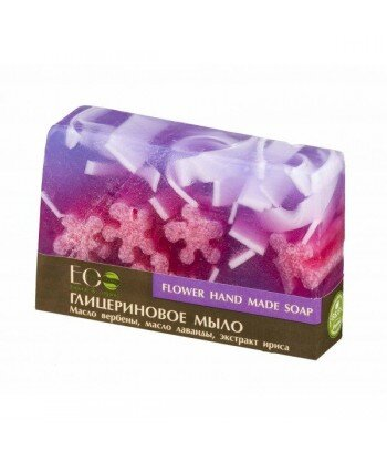 Naturalne mydło glicerynowe - Kwiatowe