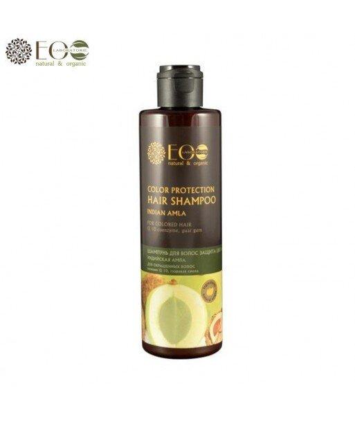 Szampon do farbowanych włosów - ochrona koloru - indyjska amla, koenzym Q10 250ml