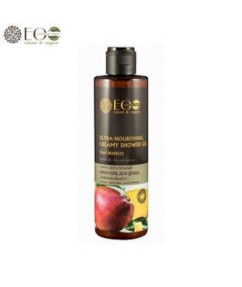 Ultra-odżywczy krem-żel pod prysznic - tajskie mango, ekstrakt z orzeszków coli, olej jojoba - 250ml