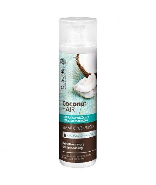 Dr. Santé Coconut Hair szampon z olejem kokosowym do suchych i łamliwych włosów 250ml