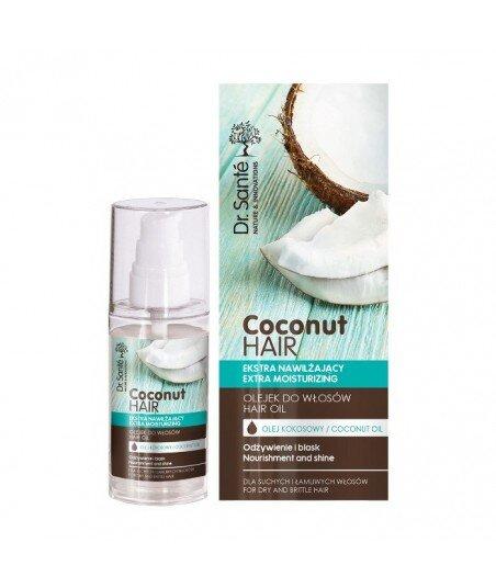 Dr. Santé Coconut Hair olejek do włosów z olejem kokosowym 50ml