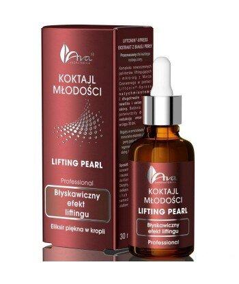 Koktajl młodości - Lifting Pearl - efekt liftingu ,30ml - AVA