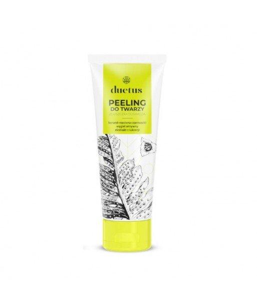 DUETUS Peeling do twarzy (75 ml) - SYLVECO