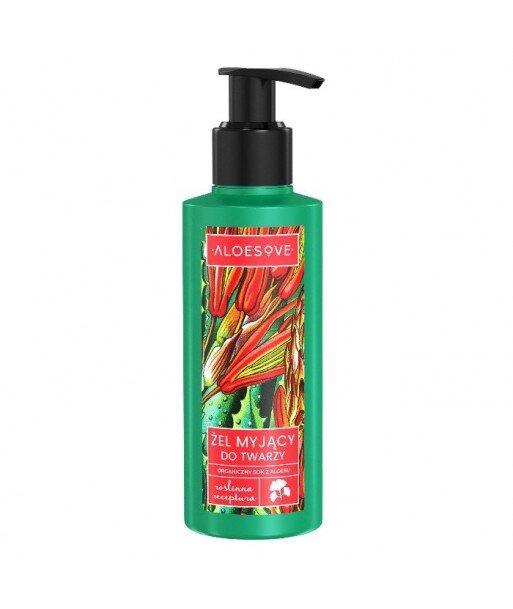ALOESOVE Żel myjący do twarzy (150 ml) - SYLVECO