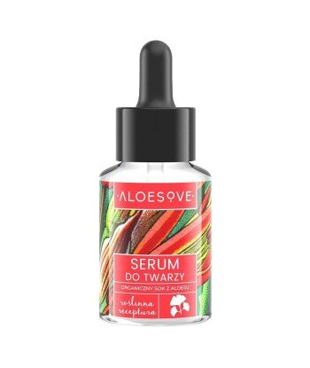 ALOESOVE Serum do twarzy (30 ml) - SYLVECO